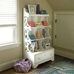 Bellamy 330A018  Book Nook Bookcase