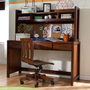 2911-6100/6200 Eclipse  Desk & Hutch