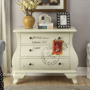 Bombay  Console Chest