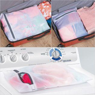 05960ES  Mesh Wash Bags  (2개 포함)