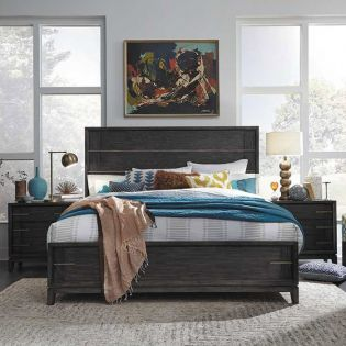 B4450 Proximity Heights   Panel Bed