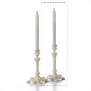 F575K3-MED  Candle Holder