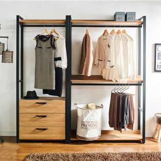 Styler-BE-2  Unit Closet