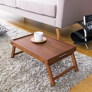 TP-450WWalnut Bed Tray
