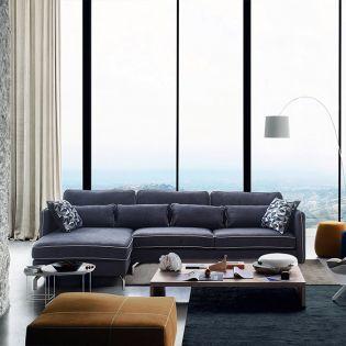 SFU-9318 Sofa w/Chaise