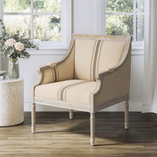 Mckenna-Tan  Accent Chair