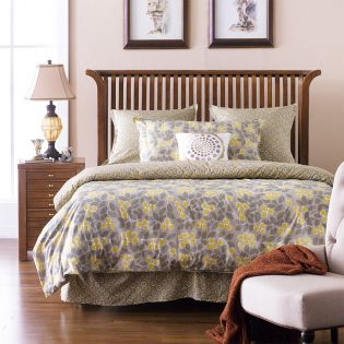 B88-HB  Queen Panel Bed
