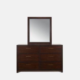 0410  Dresser & Mirror