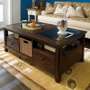 T1297-50  Tanner Storage Cocktail Table