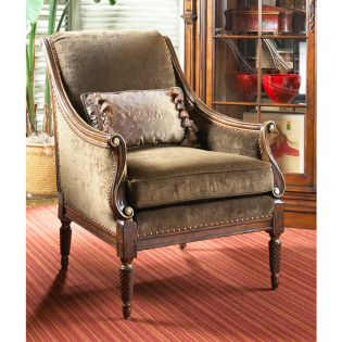 0810-03A  Accent Chair