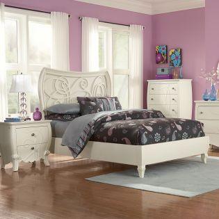 Y2147-50  Adelle Island Bed