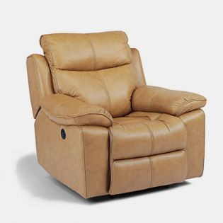 1320-50P  Leather Recliner