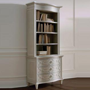 213142-2023BS/TP Chateaux  Bookcase