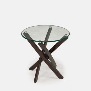 T2184-05  Round End Table