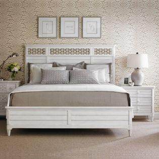 451-23 Cypress Grove  Panel Bed (침대+협탁+화장대) ~90 Years Old Company (명품)~