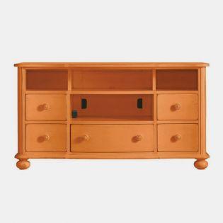 411-35-30 Orange  Media Console