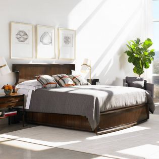 436-13 Crestaire  Southridge King Bed (침대+협탁+화장대)