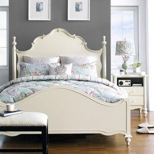 Wendy  Panel Bed (침대+협탁+화장대)