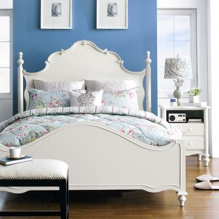 FR-Wendy  Panel Bed