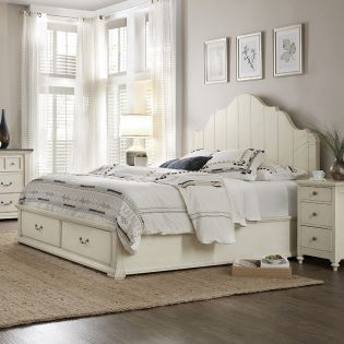 5930 Sturbridge    Panel Bed (침대+협탁+화장대)