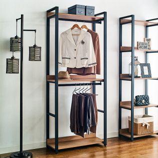 Styler-A-1  Unit Closet