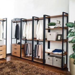 Styler-BAAC-4  Unit Closet
