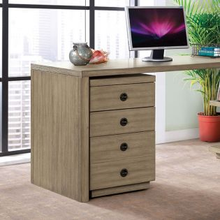 281-36 Perspectives Mobile File Cabinet