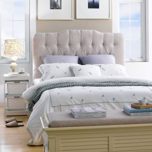 DS-2534-250K-538  Queen Panel Bed