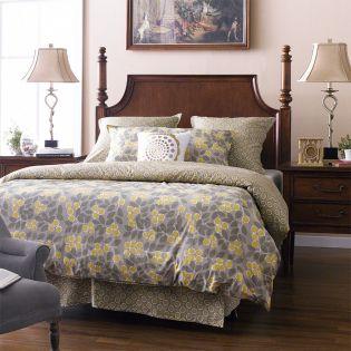 B609-HB  Queen Poster Bed
