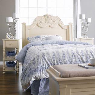 Y3605-64H-HB  Single Panel Bed