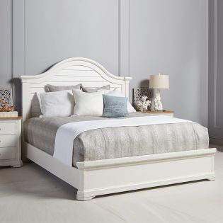 Palisade 273125  Panel Bed  (침대+화장대+협탁)