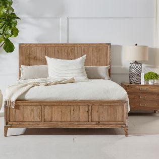 Passage 287125  Panel Bed (침대+화장대+협탁)